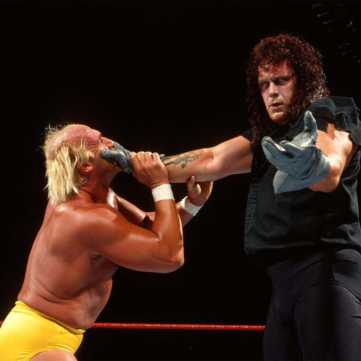 The Undertaker e Hulk Hogan